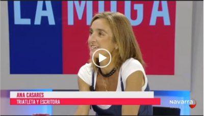 Entrevista completa programa La Muga de Navarra Televisión